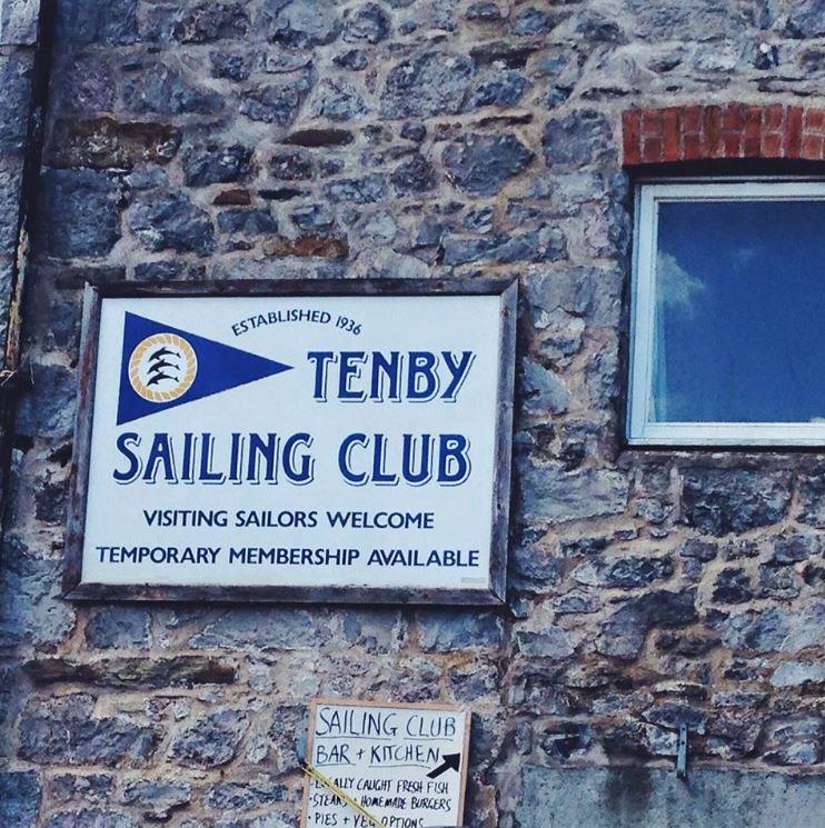 tenbysailingclub